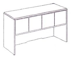 Overhead Storage Hutch