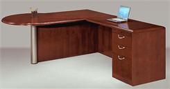 Peninsula L-Desk