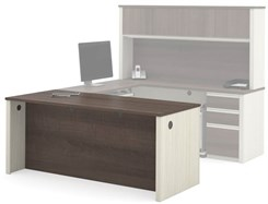 Prestige Modular Desk Shell 