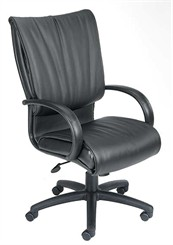 Prestige LeatherPlus High Back Chair