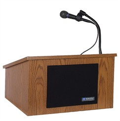 Premium Power Table Top Lectern