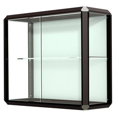 Prominence Series Wall Display Case