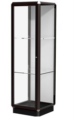 "78""H Prominence Tower Display Case"