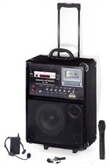 100 Watt Wireless UHF Public Address System