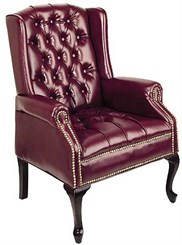 Queen Anne Guest Chair