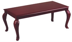 Queen Ann Traditional Coffee Table