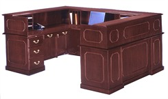 Governor Reception U-Desk