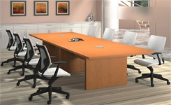 Custom Rectangular Shaped Conference Tables