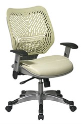 Revv Ergonomic Flex Back Chair in Kiwi