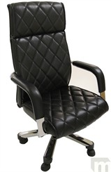 Modern Office Regal Italian Leather Office Chair