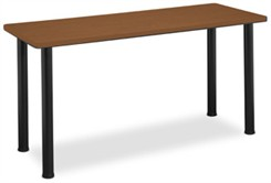 "60""W x 24""D Rectangular Table"