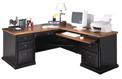 Right Hand Return L-Desk