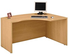 Right L-Bow Desk