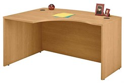 Left L-Bow Desk
