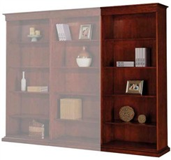 Right Hand Facing Bookcase