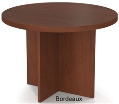 "42"" Round Conference Tables in 6 Colors!"