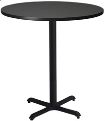 "30"" Round Cafeteria / Bar Height Table"