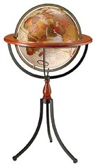 16&quot; Santa Fe Globe