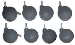 Set of 8 Caster Kit