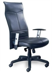 Silhouette Leather Office Chair