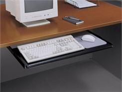 Slide-Out Keyboard Shelf