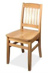 Solid Hardwood Chair