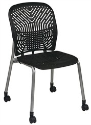 SpaceFlex Guest Chair w/ Casters