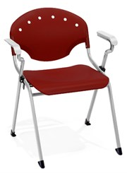 Stack Chair with Arms