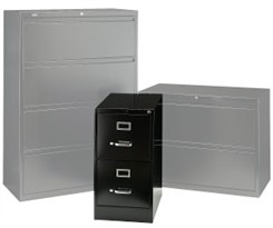 In Stock Steel Filing Cabinets at Value Prices!