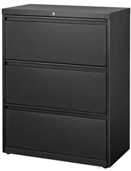 "30""W 3-Drawer Steel Lateral File"