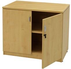 2-Door Locking Storage Cabinet