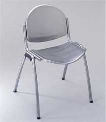 Steel Stack Chair