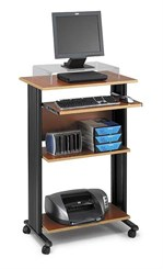 Stand Up Computer Workstation