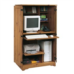 Sugar Creek Computer Armoire