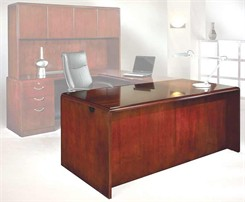 Summit Cherry Veneer Office Furniture