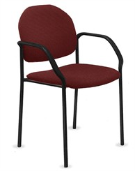 Swirl Stackable Guest/Conference Chair