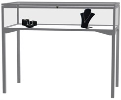 Tabletop Display Case with Four Leg Style