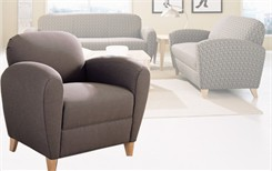 Tanucci Reception Seating - Club Chair