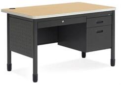 "47-1/4"" Teachers Desk"