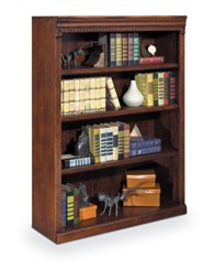 "Traditional Oak 48"" Bookcase"