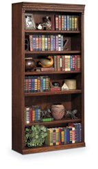 "Traditional Oak 72"" Bookcase"