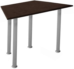 "48""x24"" Trapezoid Meeting/Training Table"
