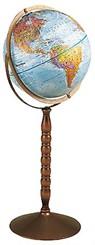 "12"" Treasury Globe"