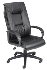 Ultra Soft LeatherPlus High Back Chair