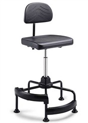 Utility Task Master Industrial Stool