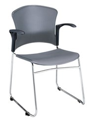 Value Stack Chair w/ Arms