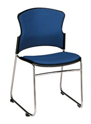 Value Stack Chair w/ Fabric Seat & Back