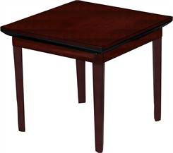 Veneer End Table