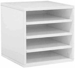 White Versatile Storage Cube