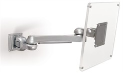 Wall & Slat Wall Mount Monitor Arms